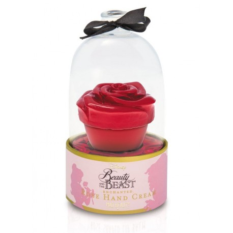 Crema de Manos La Bella y La bestia Rosa Encantada Disney