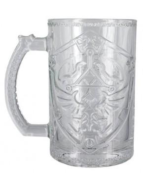 Jarra de Cerveza Zelda Escudo Hyliano