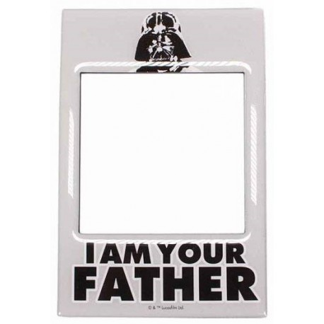 Imán I Am Your Father Star Wars