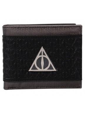 Cartera Reliquias de la Muerte Harry Potter