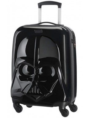 Maleta 4 Ruedas Darth Vader Star Wars Samsonite