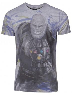 Camiseta Thanos Avengers Infinity War