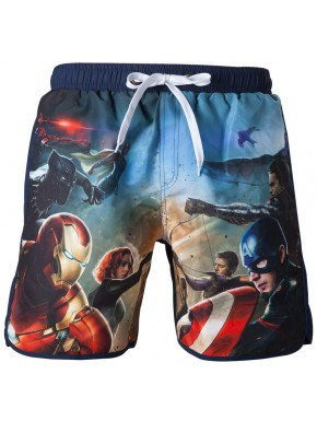 Bañador chico Avengers Civil War Marvel