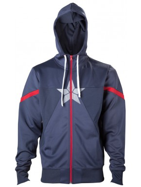 Sudadera Capitán América Civil War Marvel