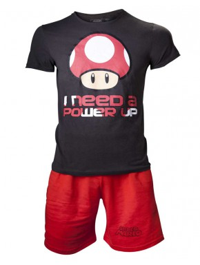 Pijama Super Mario Seta