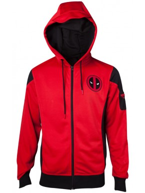 Sudadera Deadpool Marvel