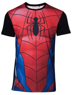 Camiseta Cosplay Spider-Man