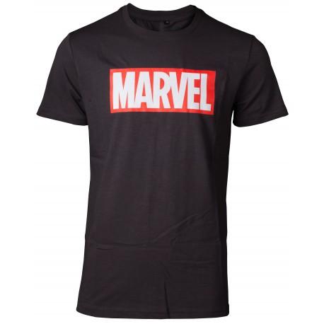 Camiseta Marvel Logo