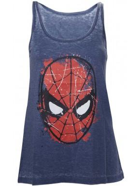 Camiseta Chica Spiderman Marvel