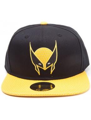 Gorra Lobezno X-Men Marvel