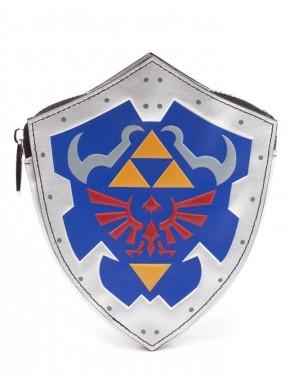 Monedero Zelda Escudo Hyrule