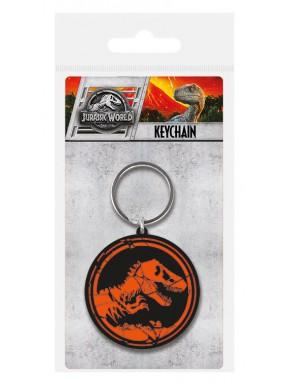 Llavero Jurassic World El Reino Caido Logo