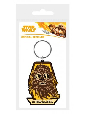 Llavero Chewbacca con Gafas Star Wars