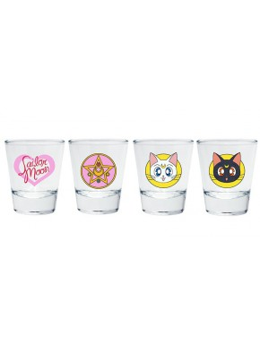 Vasos Chupito Sailor Moon Iconos