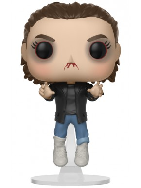 Funko Pop! Eleven en el aire Stranger Things