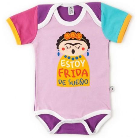 Body bebé Frida de Sueño