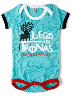 Body bebé Juego de Tronas Festín de Papillas