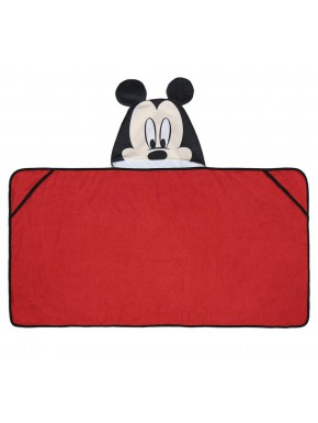 Toalla Poncho Mickey Mouse Disney