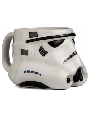 Star Wars taza Stormtrooper 3D