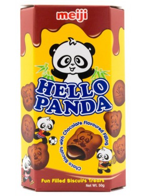 Snack Hello Panda Doble Chocolate Kawaii