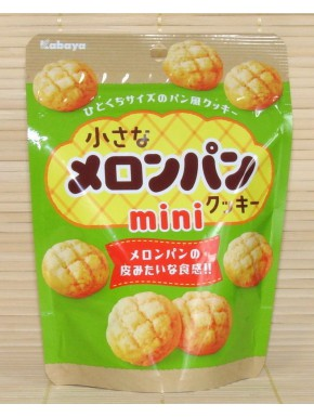 Snack Mini Melonpan Kabaya