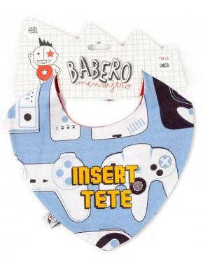 Babero Insert Tete Gaming