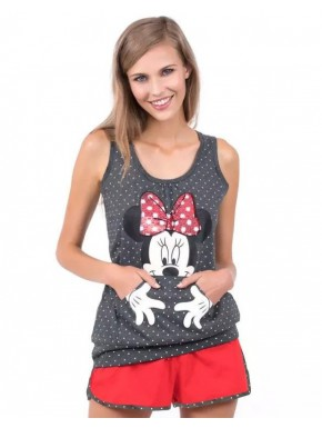 Pijama Chica Minnie Mouse Mouse Disney
