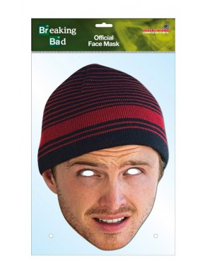 Mascara Jesse Pinkman Breaking Bad