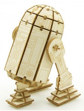 Maqueta 3D R2-D2 Star Wars IncrediBuilds