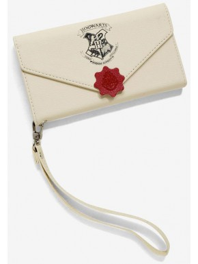 Cartera Funda para Móvil Harry Potter Hogwarts Letter