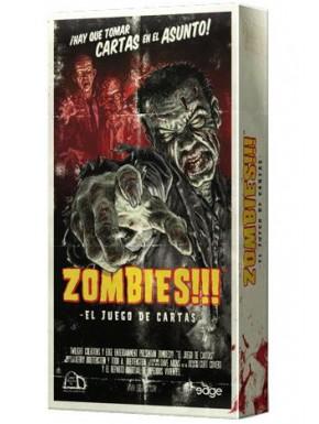 Juego de Cartas: Zombies!!!