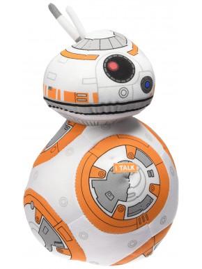 Peluche con sonido BB-8 Star Wars 23 cm