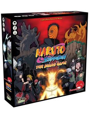 Juego de Mesa Naruto Shippuden