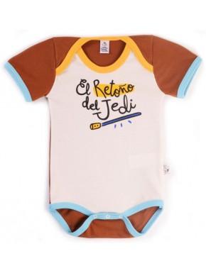 Body bebé El Retoño del Jedi Star Wars