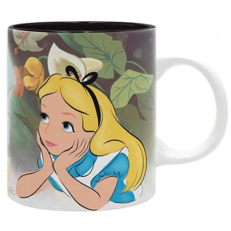 Taza Alicia en el País de las Maravillas Disney