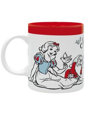 Taza Blancanieves y los Siete Enanitos Disney