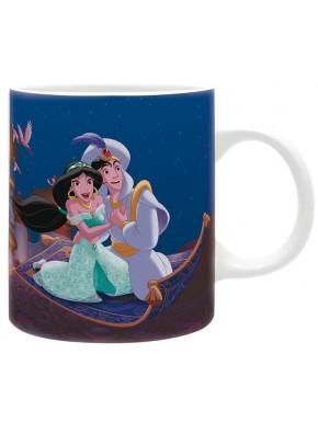 Taza Aladdin Alfombra Voladora Disney