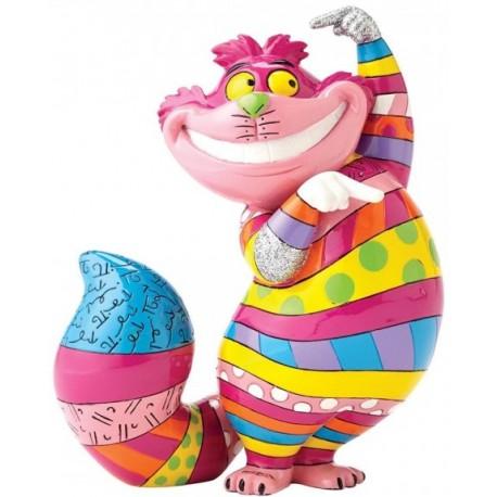 Figura Cheshire Cat Disney Britto 14 cm