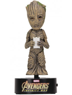 Figura Body Knocker Groot Infinity War NECA