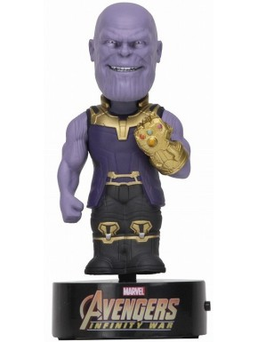 Figura Body Knocker Thanos Infinity War NECA