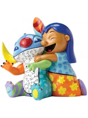 Figura Lilo & Stitch Disney Britto 15 cm