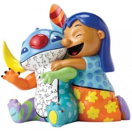 Figura Lilo & Stitch Disney Britto 15 cm