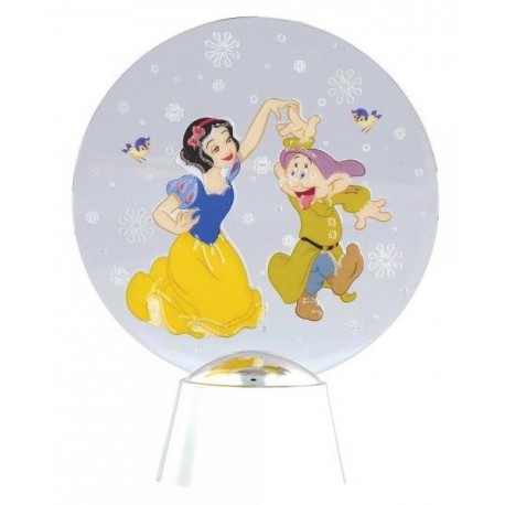 Adorno Luminoso Blancanieves Disney Holidazzlers 11 cm