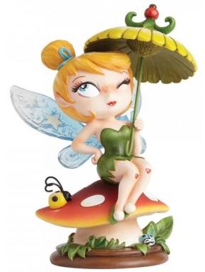 Figura Campanilla Peter Pan Miss Mindy 13 cm