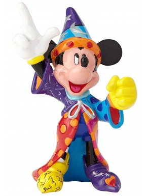 Figura Mickey Mouse Mago Disney Britto 10 cm