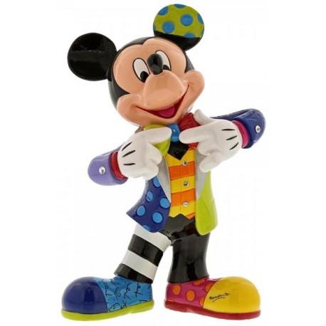 Figura Mickey Mouse Especial Aniversario Disney Britto 26 cm