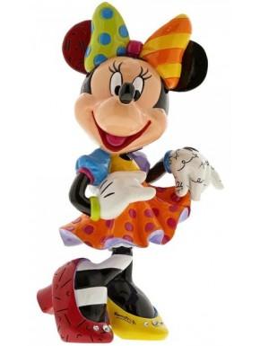 Figura Minnie Mouse Especial Aniversario Disney Britto 26 cm