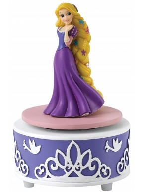 Figura con música Disney Rapunzel 11 cm