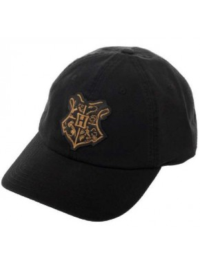 Gorra Harry Potter Hogwarts Negra