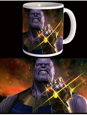 Taza Vengadores Infinity War Thanos